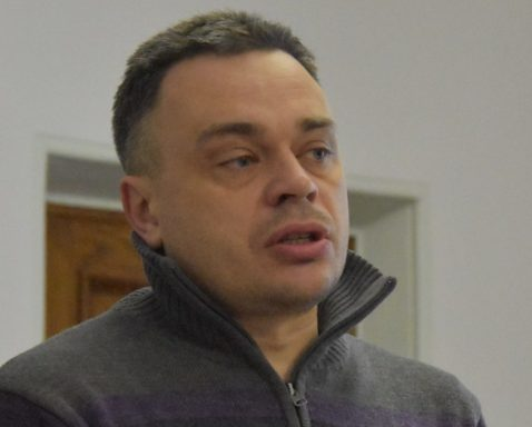 Тарас Охріменко