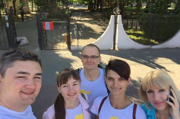 Проведення офіційного підрахунку безпритульних собак у Миколаєві