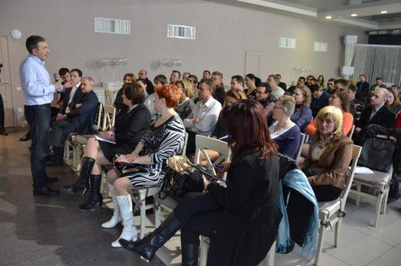 Бізнес-зустріч з Павлом Шереметою у Миколаєві