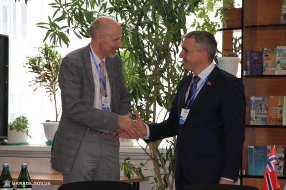 """Науково-практичний симпозіум """"Норвезько-українське співробітництво"""""""