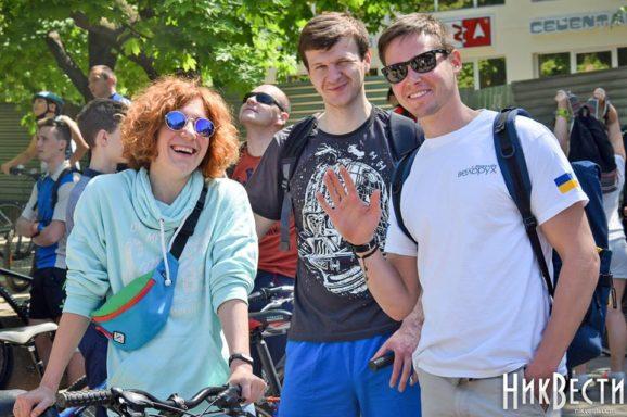 Участь у велофестивалі «МиКолесо»