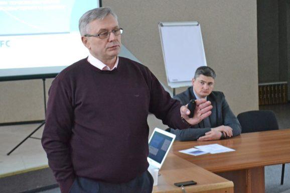Семінар з енергоефективності для ОСББ