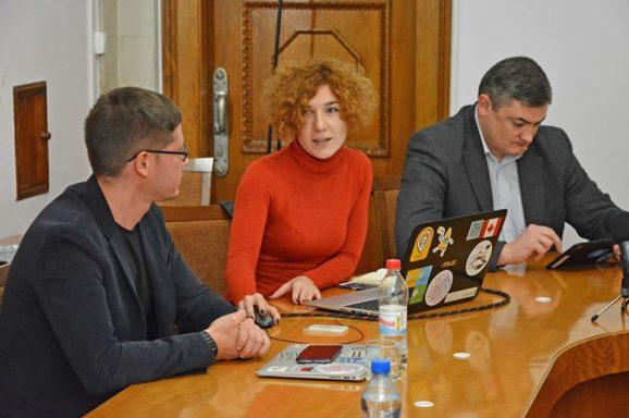 """Презентація стратегії розвитку парку """"Перемоги"""""""
