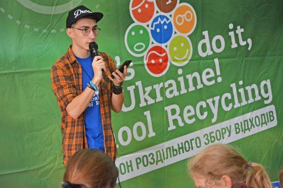 Роздільний збір відходів у 67-х школах Миколаєва