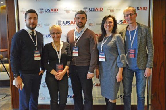Миколаїв на конференції IRI з місцевого самоврядування