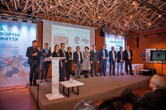 Миколаїв приєднався до українсько-німецької мережі міст