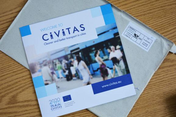 Миколаїв приєднався до мережі CIVITAS від Європейської Комісії