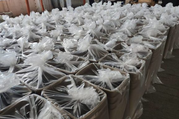 2293 контейнери для роздільного збору відходів завдяки співпраці із ДЖКГ