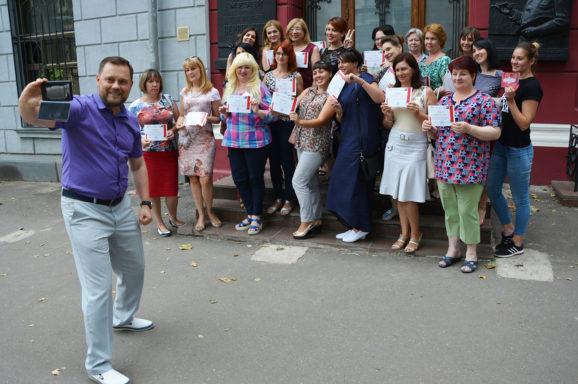 Тренінг-інтенсив для працівників культури у Миколаєві