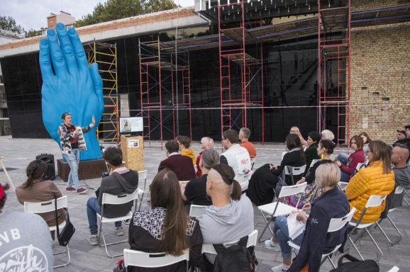 Лекція-дискусія «Мистецтво у публічному просторі»