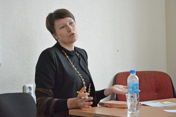 Організація навчання працівників ЦНАП від IRI
