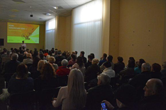 Нове українське кіно в Миколаєві