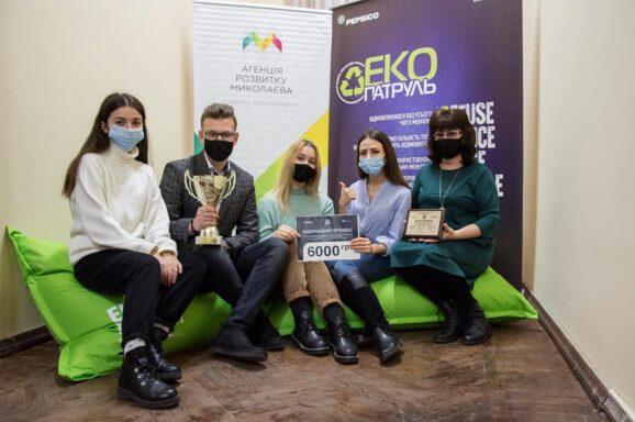 Нагородження переможців рейтингу «Екошкола року 2020»